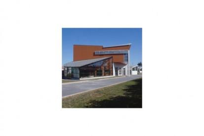 fr0107_tcm31-22114 METEON Placaje HPL pentru fatade ventilate - Proiectul School Paul Eluart Tinquex, Franta