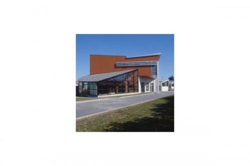 Lucrari de referinta Placaje HPL pentru fatade ventilate - Proiectul School Paul Eluart Tinquex, Franta TRESPA - Poza 6