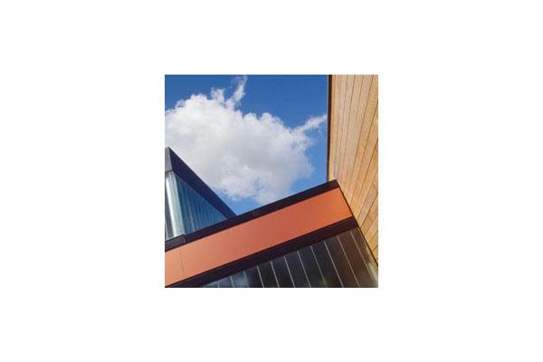 Placaje HPL pentru fatade ventilate - Proiectul School UFRAPS de Poitiers, Franta TRESPA - Poza 1