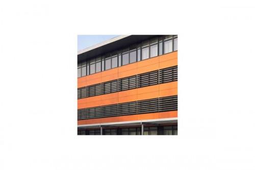 Lucrari de referinta Placaje HPL pentru fatade ventilate - Proiectul SPO LJubljanska Celje TRESPA - Poza 2