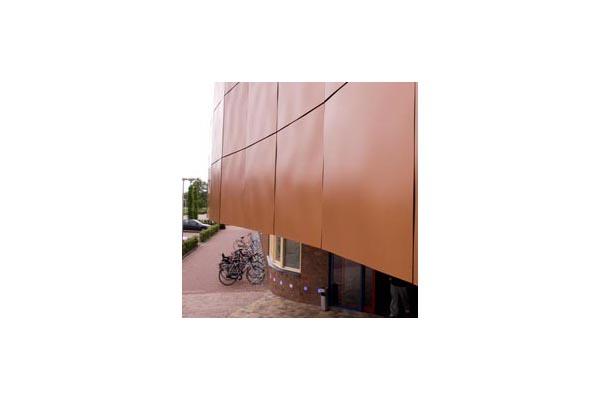 Placaje HPL pentru fatade ventilate - Proiectul Sportsfacility, Almelo, Olanda TRESPA - Poza 5