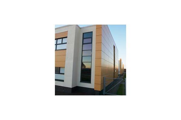 Placaje HPL pentru fatade ventilate - Proiectul Stockley Academy, Uxbridge, Anglia TRESPA - Poza 9