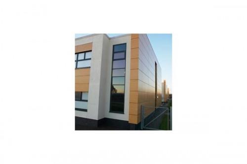 Lucrari de referinta Placaje HPL pentru fatade ventilate - Proiectul Stockley Academy, Uxbridge, Anglia TRESPA - Poza 9