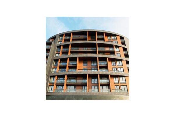 Placaje HPL pentru fatade ventilate - Proiectul The Sphere, Londra, Anglia TRESPA - Poza 3