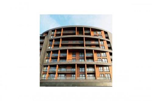 Lucrari de referinta Placaje HPL pentru fatade ventilate - Proiectul The Sphere, Londra, Anglia TRESPA - Poza 3