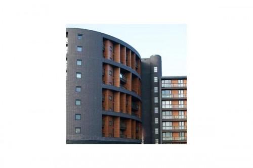 Lucrari, proiecte Placaje HPL pentru fatade ventilate - Proiectul The Sphere, Londra, Anglia TRESPA - Poza 4