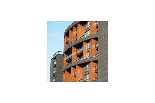 Placaje HPL pentru fatade ventilate - Proiectul The Sphere, Londra, Anglia TRESPA - Poza 5