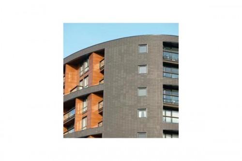 Lucrari de referinta Placaje HPL pentru fatade ventilate - Proiectul The Sphere, Londra, Anglia TRESPA - Poza 6