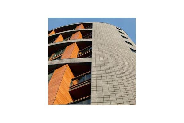 Placaje HPL pentru fatade ventilate - Proiectul The Sphere, Londra, Anglia TRESPA - Poza 7
