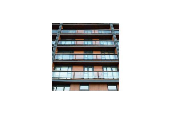 Placaje HPL pentru fatade ventilate - Proiectul The Sphere, Londra, Anglia TRESPA - Poza 8