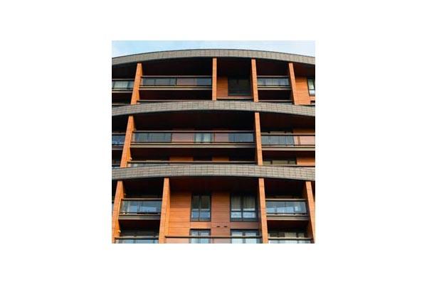 Placaje HPL pentru fatade ventilate - Proiectul The Sphere, Londra, Anglia TRESPA - Poza 10
