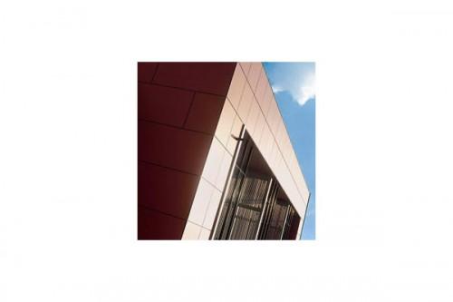 Lucrari de referinta Placaje HPL pentru fatade ventilate - Proiectul v.d. Meerakker TRESPA - Poza 1