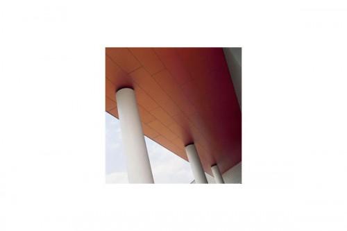 Lucrari de referinta Placaje HPL pentru fatade ventilate - Proiectul v.d. Meerakker TRESPA - Poza 2