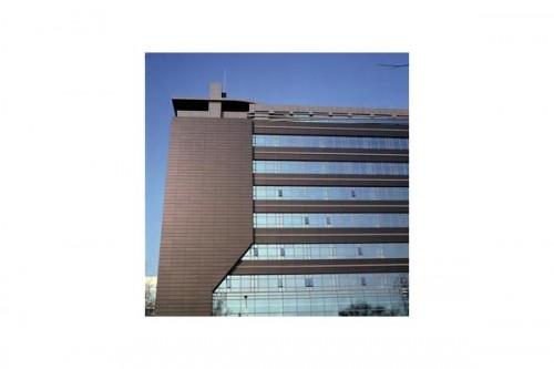 Lucrari de referinta Placaje HPL pentru fatade ventilate - Proiectul Weather bureau Beijing, Beijing, China TRESPA - Poza 3