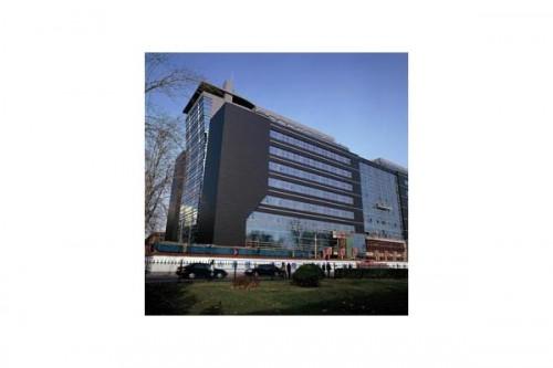 Lucrari de referinta Placaje HPL pentru fatade ventilate - Proiectul Weather bureau Beijing, Beijing, China TRESPA - Poza 4