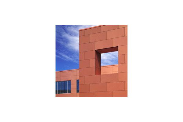 Placaje HPL pentru fatade ventilate - Proiectul William Rainey Harper College, SUA TRESPA - Poza 2
