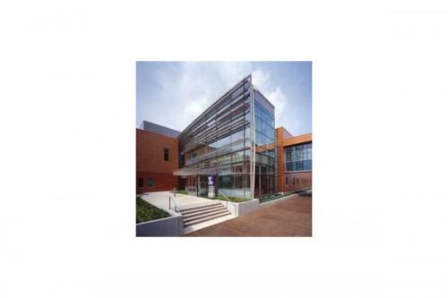 Lucrari de referinta Placaje HPL pentru fatade ventilate - Proiectul William Rainey Harper College, SUA TRESPA - Poza 3