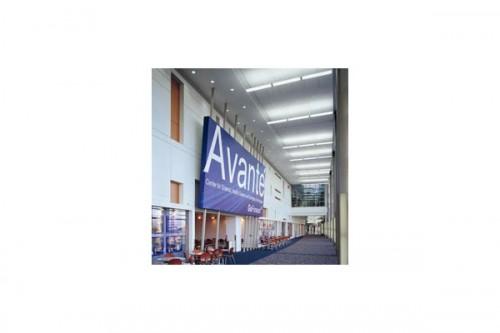 Lucrari de referinta Placaje HPL pentru fatade ventilate - Proiectul William Rainey Harper College, SUA TRESPA - Poza 5