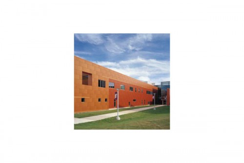 Lucrari de referinta Placaje HPL pentru fatade ventilate - Proiectul William Rainey Harper College, SUA TRESPA - Poza 7