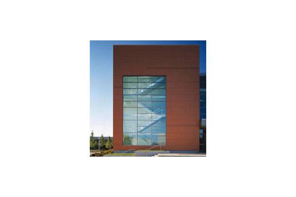 Placaje HPL pentru fatade ventilate - Proiectul William Rainey Harper College, SUA TRESPA - Poza 10