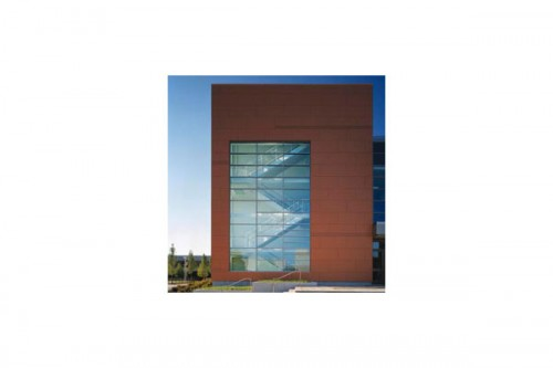Lucrari de referinta Placaje HPL pentru fatade ventilate - Proiectul William Rainey Harper College, SUA TRESPA - Poza 10