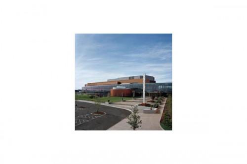 Lucrari de referinta Placaje HPL pentru fatade ventilate - Proiectul William Rainey Harper College, SUA TRESPA - Poza 11