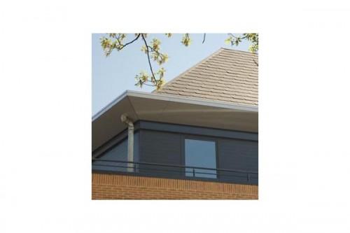 Lucrari de referinta Placaje HPL pentru fatade ventilate - Proiectul Zero+, Lummen, Belgia TRESPA - Poza 1