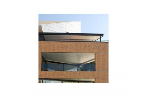 Lucrari de referinta Placaje HPL pentru fatade ventilate - Proiectul Zero+, Lummen, Belgia TRESPA - Poza 2