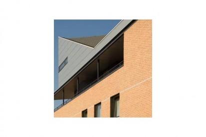 b0704028_tcm31-31734 METEON Placaje HPL pentru fatade ventilate - Proiectul Zero+, Lummen, Belgia