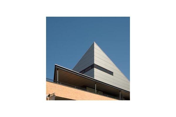 Placaje HPL pentru fatade ventilate - Proiectul Zero+, Lummen, Belgia TRESPA - Poza 6
