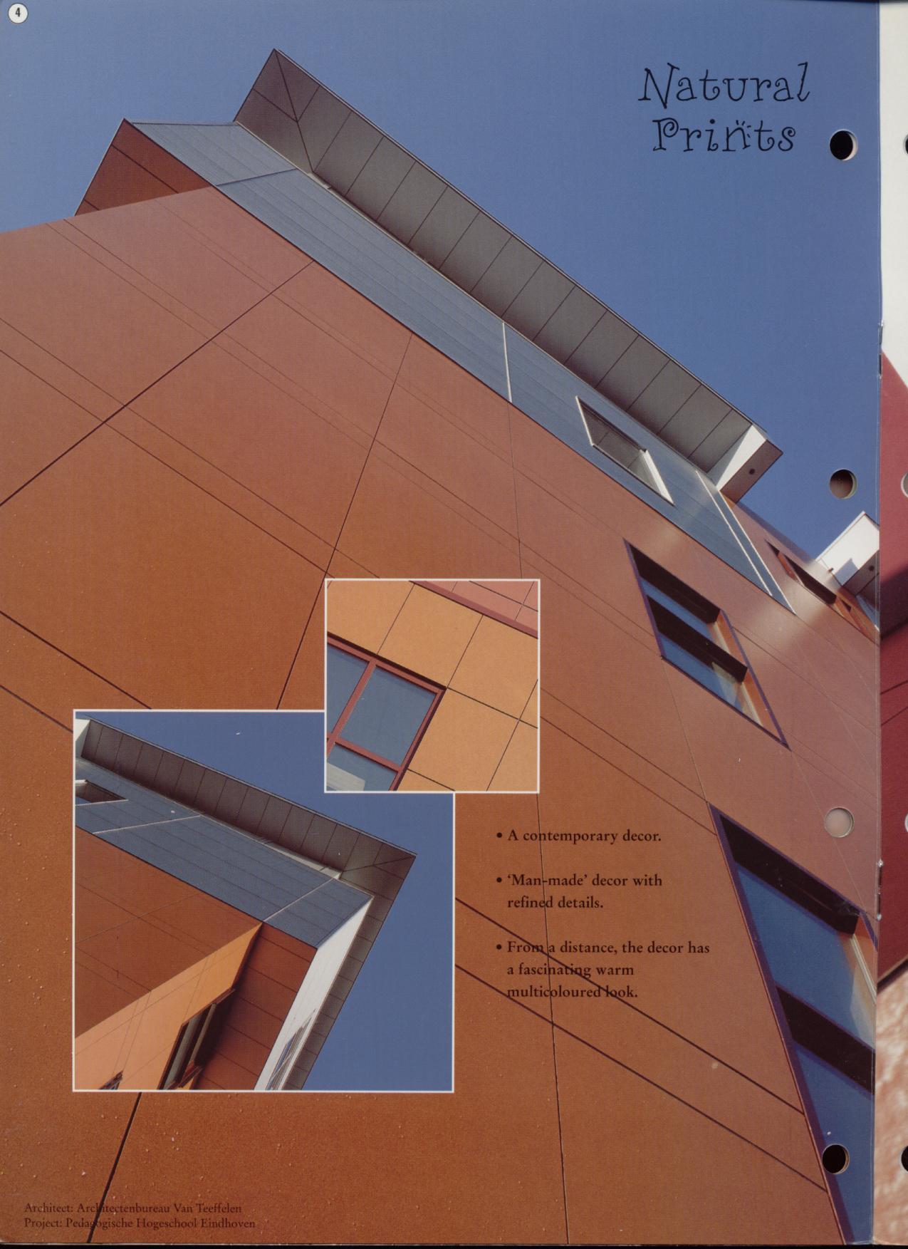 Sisteme de panouri pentru fatade ventilate TRESPA - Poza 2