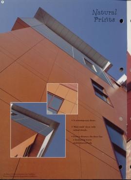 Prezentare produs Sisteme de panouri pentru fatade ventilate TRESPA - Poza 2