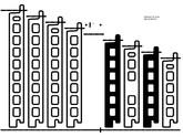 Placaje ceramice pentru fatada - Sectiune verticala ALPHATON