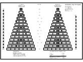 Placaje ceramice pentru fatada - Montaj orizontal - Ajustarea latimii prin taierea placilor ALPHATON