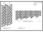 Placaje ceramice pentru fatada - Montaj orizontal - Ajustarea inlatimii prin taierea placilor ALPHATON