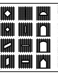 Placaje ceramice pentru fatada - Incadrarea golurilor neregulate in fatada