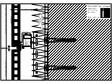 Placaje ceramice pentru fatada - Montaj orizontal pe structura de aluminiu - Sectiune verticala ALPHATON -