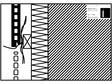 Placaje ceramice pentru fatada - Montaj orizontal pe structura de lemn - Sectiune verticala cu schema