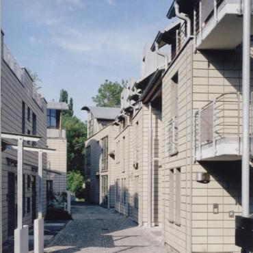 Exemple de utilizare Sisteme de placaje ceramice pentru fatada ALPHATON - Poza 3