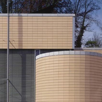 Exemple de utilizare Sisteme de placaje ceramice pentru fatada ALPHATON - Poza 15