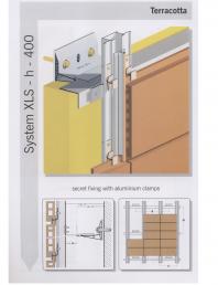 Sisteme de fixare pentru fatade ventilate cu placaj din caramida