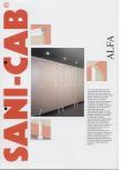 Cabine sanitare SANI-CAB - ALFA