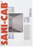 Cabine sanitare SANI-CAB - DELTA