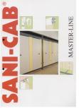 Cabine sanitare SANI-CAB - MASTER-LINE