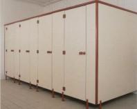 Cabine sanitare si vestiare din panouri HPL