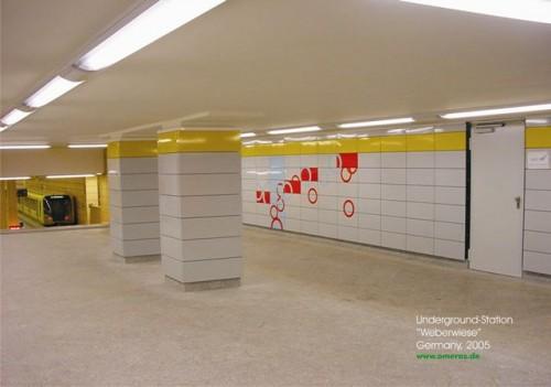 Lucrari, proiecte Panouri din tabla de otel emailat vitrifiat OMERAS - Poza 42