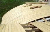 Executie sarpante Elementele principale ale unui acoperis sunt sustinute de o structura de rezistenta care poate fi un planseu sau o structura speciala din lemn, metal sau beton numita sarpanta.