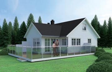 Tigla metalica pentru acoperisuri rezistente Tigla ICOPAL este ideala pentru toate tipurile de imobile si locatii, indiferent daca sunt nou construite sau renovate, rezidentiale sau comerciale, in mediul urban sau rural.