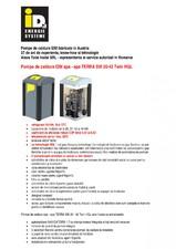 Pompa de caldura apa-apa IDM