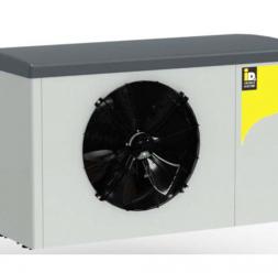 Pompe de caldura aer-apa IDM